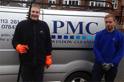 window cleaners testimonial